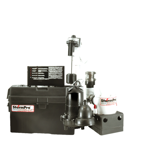 Basement Flood Protection Pump Systems